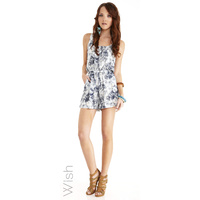 WISH - Floriade Playsuit (30218.3220 - Photofloral)