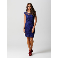 FATE - Sweet Dreams Dress (3785DWFA - Midnight Blue)