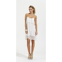 SASS - Grace Flapper Dress (3979DWSS - Ivory)