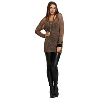 FATE - Sleek Chic Knit (4604KNFA - Brown)