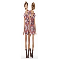 LOLITTA - Noah Dress (5LO2312 - Tribal Print)