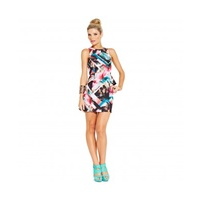 COOPER ST - Galaxy Dress (6CS7710 - Multi)