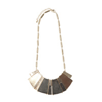 8 OTHER REASONS - Mirrored Truth Necklace (8ORMW20 - Gold)