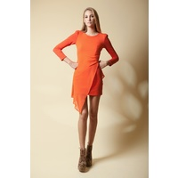 ELLIATT - Thief Dress (EW2041384C - Vintage Orange)