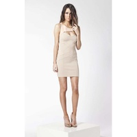 FINDERS KEEPERS - Magic Time Body Dress (FX120932D - Beige)
