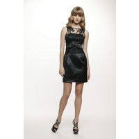 JADORE - SD012 Lace Bow Dress (Black size 8)