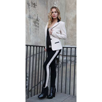 FRESH SOUL - Athletica Legging (SS662 - Black/Cream)